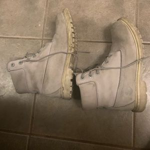 Timberland Grey Shoes